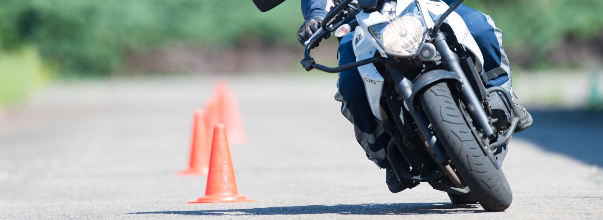 Motorrijbewijspoint Middelburg motor rijvaardigheid
